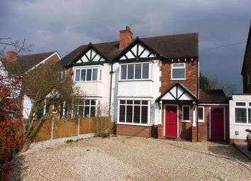 Thumbnail 3 bed semi-detached house for sale in Orphanage Road, Erdington, Birmingham