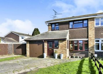 Thumbnail 3 bed semi-detached house for sale in Glebe Road, Deanshanger, Milton Keynes, Northants