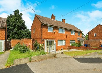 Thumbnail 3 bedroom semi-detached house for sale in Crocus Close, Ipswich