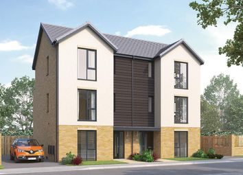"Thumbnail 3 bed semi-detached house for sale in ""The Thirston"" at Highfield Lane, Rotherham"