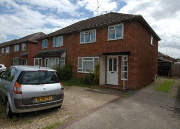 Thumbnail 3 bed semi-detached house for sale in Lock Crescent, Kidlington