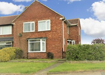 Thumbnail 4 bed semi-detached house for sale in Rosslare Road, Roseworth, Stockton-On-Tees