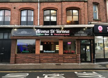 Thumbnail Restaurant/cafe for sale in King Street West, Wigan