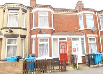 Thumbnail 2 bedroom terraced house for sale in Huntingdon Street, Hull