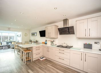 Thumbnail 4 bed end terrace house for sale in Chapel Wood, New Ash Green, Kent