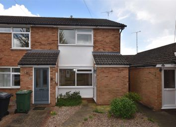 Thumbnail 2 bed terraced house for sale in Windsor Close, Quorn, Loughborough