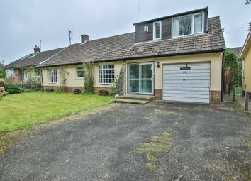 Thumbnail 2 bed detached bungalow for sale in Newtown Road, Goytre, Pontypool