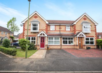 Thumbnail 3 bedroom semi-detached house for sale in Cairns Close, St.Albans