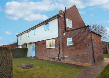 Thumbnail 3 bedroom semi-detached house to rent in Glebe Road, Barrington, Cambridge