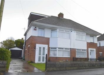 Thumbnail 4 bed semi-detached house for sale in Oakfield Road, Barry
