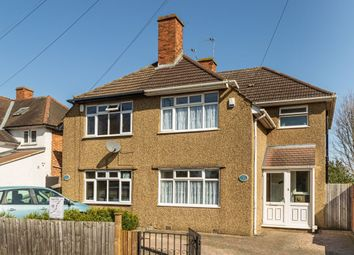 Thumbnail 3 bed semi-detached house for sale in Towncourt Lane, Petts Wood, Orpington