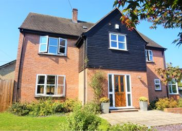 Thumbnail 4 bed detached house for sale in 6 Lamarsh Hill, Bures Hamlet