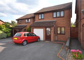 Thumbnail 3 bed detached house for sale in Calshot Way, Frimley, Surrey