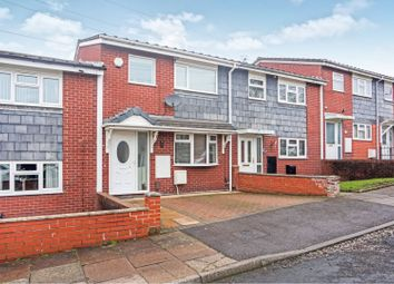 Thumbnail 2 bed town house for sale in Manse Close, Longton, Stoke-On-Trent