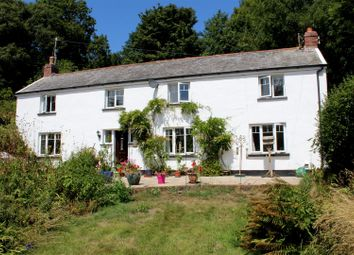Thumbnail 4 bed detached house for sale in Muddiford, Barnstaple