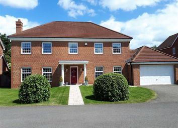Thumbnail 5 bed detached house for sale in Glaisdale Court., Darlington, County Durham