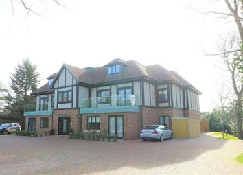 Thumbnail 2 bed flat to rent in Bickley Park Road, Bickley, Bromley