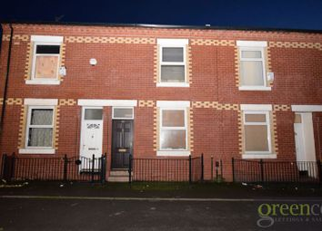 Thumbnail 2 bed terraced house for sale in Beverley Street, Blackley, Manchester