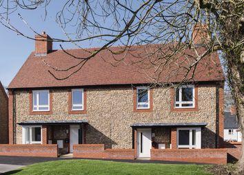 Thumbnail 3 bed semi-detached house for sale in Charlton Mead, Charlton Marshall, Blandford Forum