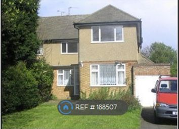 Thumbnail 3 bed maisonette to rent in Glebe Road, Stanmore