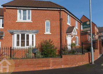 Thumbnail 3 bed semi-detached house for sale in Beaufort Avenue, Royal Wootton Bassett, Swindon