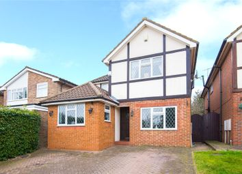 Thumbnail 4 bed detached house for sale in Chartridge Close, Bushey