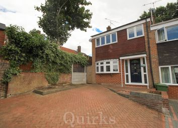 3 bed end terrace house for sale in Stansted Close, Billericay CM11