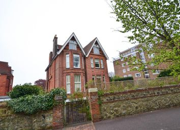 Thumbnail 2 bed flat for sale in Meads Road, Eastbourne