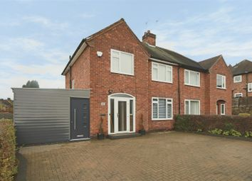 Thumbnail 3 bed semi-detached house for sale in Ernest Road, Carlton, Nottinghamshire