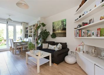Thumbnail 3 bed terraced house for sale in Raleigh Road, London