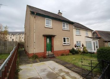 Thumbnail 3 bedroom semi-detached house for sale in Fairrie Street, Greenock, Inverclyde