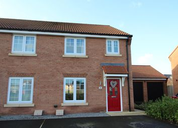 3 bed semi-detached house for sale in Swan Way, Sowerby, Thirsk YO7