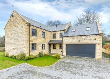 Thumbnail 5 bed detached house to rent in Copgrove Road, Burton Leonard, Harrogate, North Yorkshire