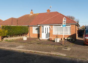 Thumbnail 2 bedroom semi-detached bungalow for sale in Nottingham Road, Birchington