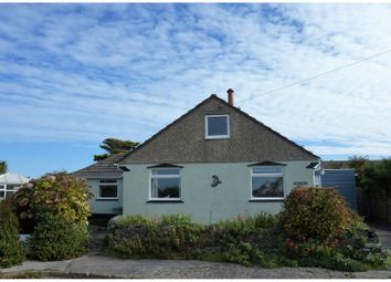 Thumbnail 3 bed detached bungalow for sale in Crescent Close, Bude