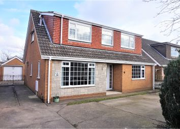 Thumbnail 4 bed detached house for sale in Lindsey Drive, Holton-Le-Clay