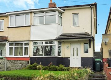 Thumbnail 2 bedroom semi-detached house for sale in Coles Lane, West Bromwich
