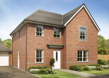 "Thumbnail 4 bedroom detached house for sale in ""Radleigh"" at Pye Green Road, Hednesford, Cannock"