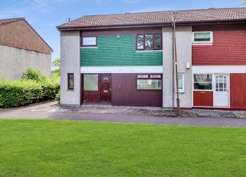 Thumbnail 3 bed end terrace house for sale in 4 Yew Grove, Craigshill, Livingston