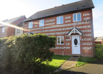Thumbnail 3 bed end terrace house for sale in Whelan Way, Amesbury, Salisbury