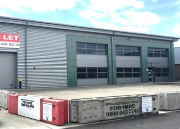 Thumbnail Industrial to let in Unit 7, Trade City, Hayes
