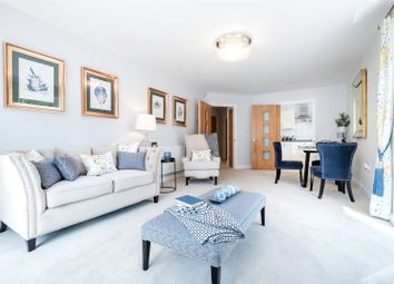 Rosen House, 28 Hindes Road, Harrow, Middlesex HA1. 1 bed flat