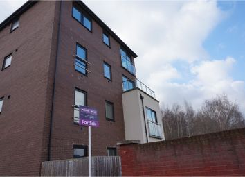 Thumbnail 2 bed flat for sale in Marvell Way, Rotherham