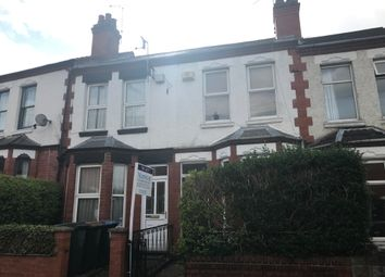Thumbnail 2 bed terraced house to rent in Stanway Road, Earlsdon, Coventry