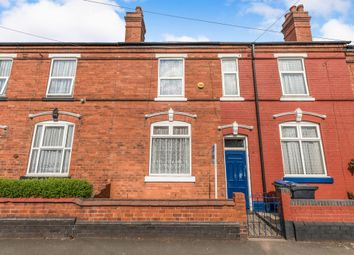 Thumbnail 3 bed terraced house for sale in Cordley Street, West Bromwich