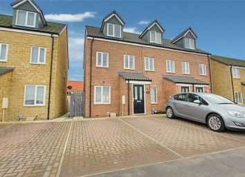 Thumbnail 3 bed terraced house for sale in Hampstead Gardens, Kingswood, Hull, East Yorkshire