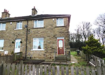 Thumbnail 3 bed end terrace house to rent in Oakenbank Crescent, Huddersfield