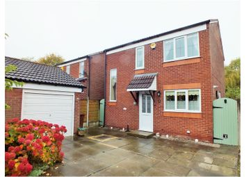 Thumbnail 3 bedroom detached house for sale in Laleham Green, Stockport