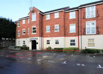 Thumbnail 2 bed flat for sale in Astley Way, Ashby-De-La-Zouch