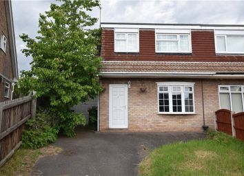 3 bed semi-detached house for sale in Fenchurch Close, Arnold, Nottingham NG5